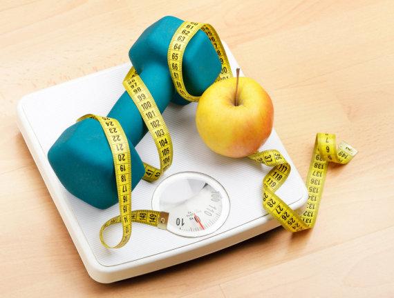 """""""Shutterstock"""" nuotr./Dieta ir svorio metimas"""