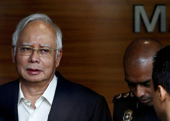 """""""Reuters""""/""""Scanpix"""" nuotr./Najibas Razakas"""