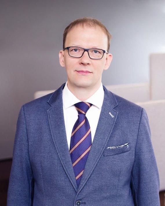 Lietuvos bankų asociacijos nuotr./Aidas Budrys