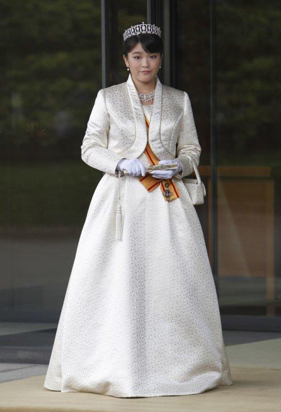 """Scanpix""/AP nuotr./Japonijos princesė Mako"