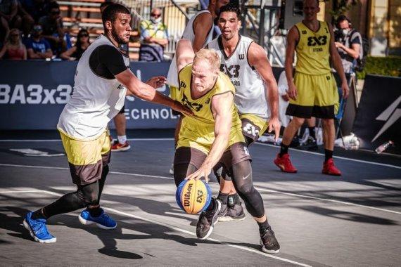 FIBA nuotr./Ignas Vaitkus