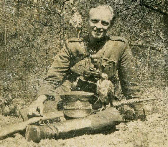 """""""VilniusLifeStyle"""" nuotr./Partizanų vadas Adolfas Ramanauskas-Vanagas"""