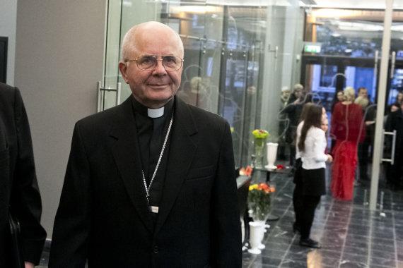 Teodoro Biliūno/Žmonės.lt nuotr./Arkivyskupas Sigitas Tamkevičius