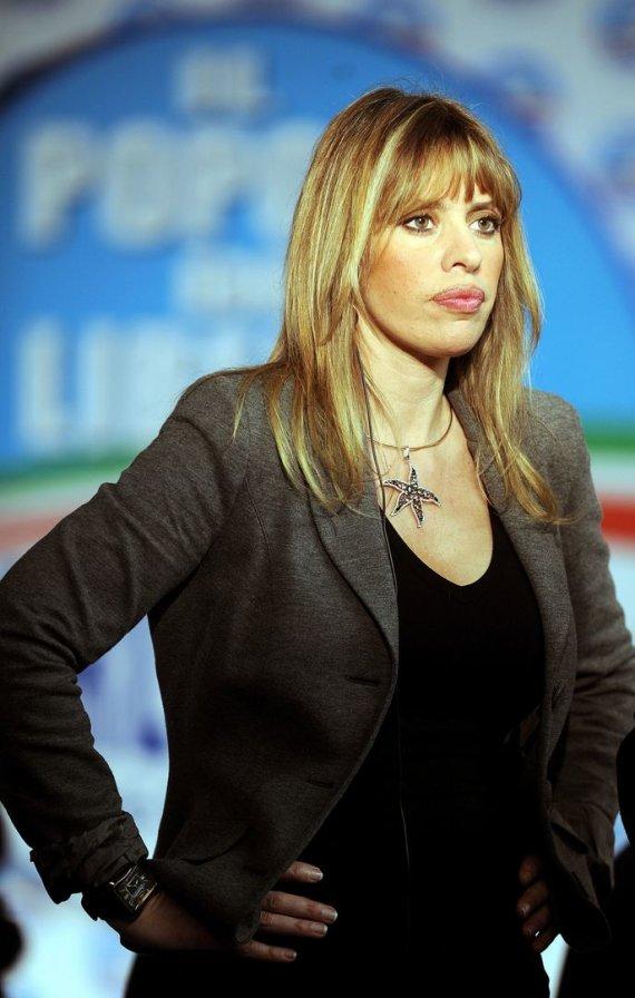 """AFP/""""Scanpix"""" nuotr./Alessandra Mussolini"""
