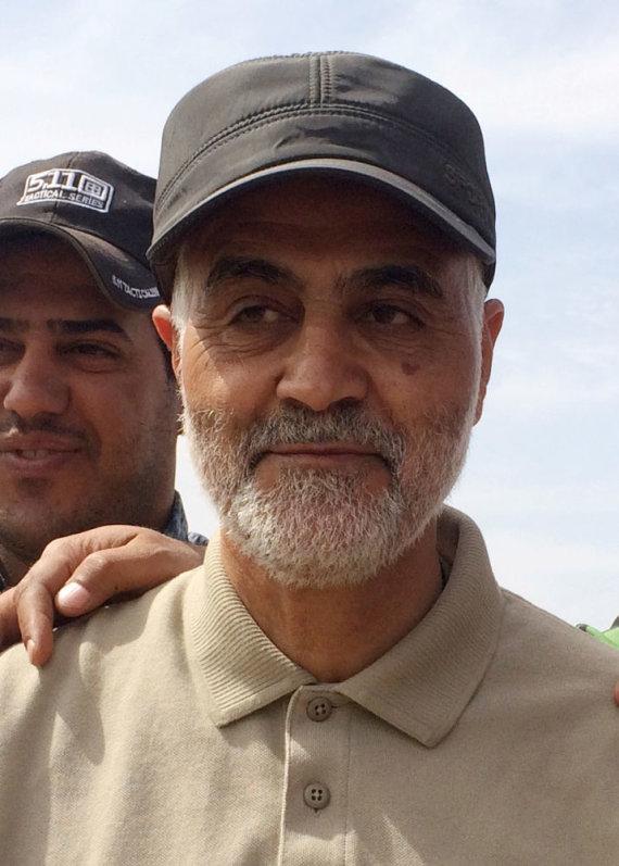 """Reuters""/""Scanpix"" nuotr./Qasemas Soleimani"