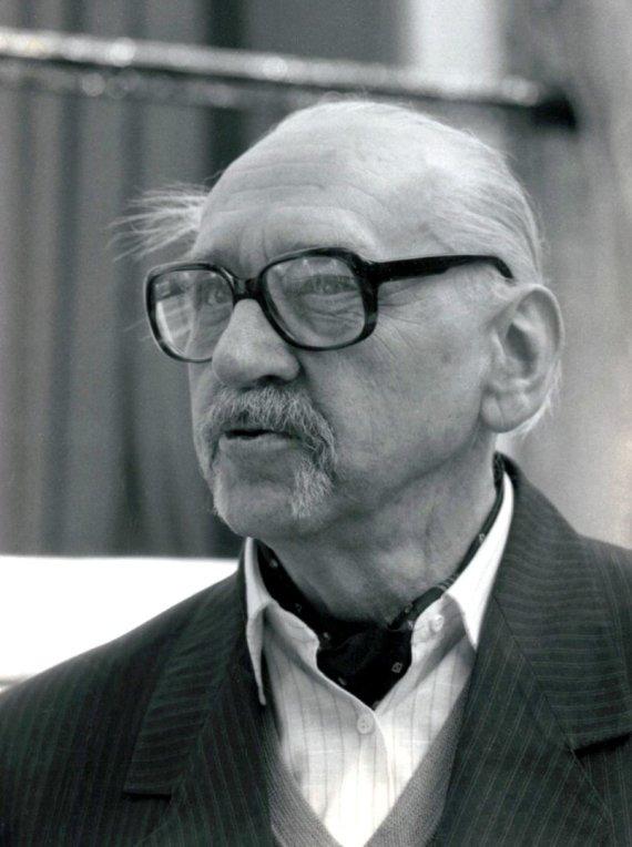 Šeimos archyvo nuotr./Algirdas Julius Greimas. 1985 m.