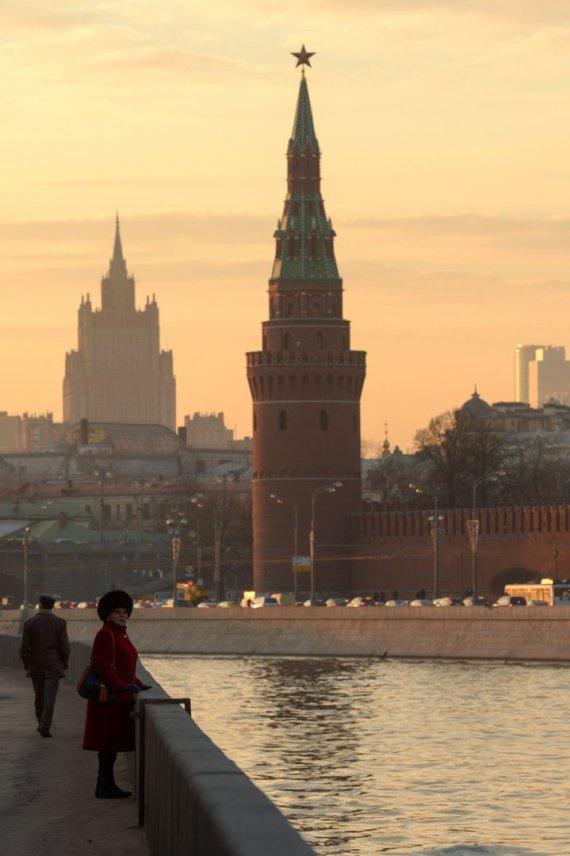 """Scanpix""/""RIA Novosti"" nuotr./Maskvos Kremlius"