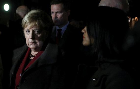 """Reuters""/""Scanpix"" nuotr./Angela Merkel"