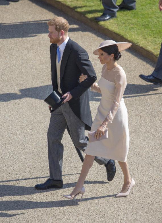 """Scanpix"" nuotr./Princas Harry ir Meghan Markle"