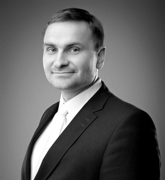 """Asmeninio archyvo nuotr./""""NOD Baltic"""" vadovas Tomas Parnarauskas"""