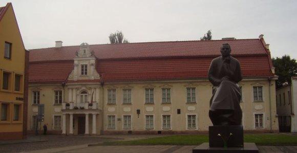 Maironio lietuvių literatūros muziejaus vadovo konkursą laimėjo Deimantė Cibulskienė