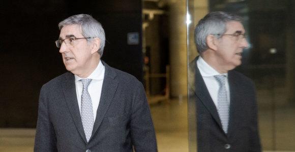 Kritikos negailėjusiam Eurolygos prezidentui – aštrus Graikijos krepšinio vadovo atsakas