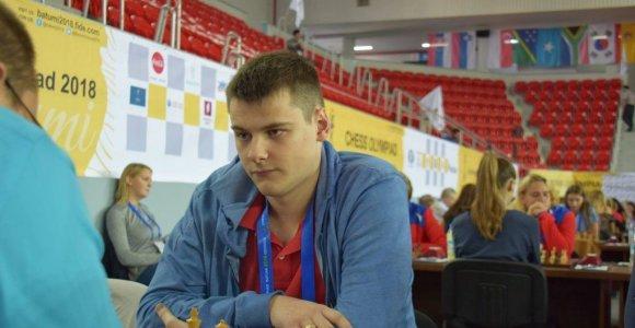 Naujausias Lietuvos didmeistris T.Stremavičius dairosi į pokerio pasaulį