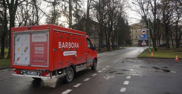 """""""Barbora"""" keičia maršrutus: mėgina prekes pristatyti ir į psichiatrijos ligonines"""