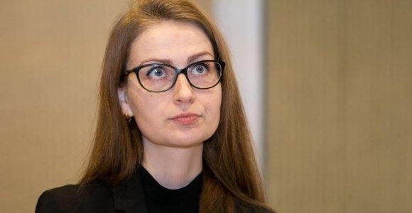 """Politologė Rima Urbonaitė: """"Politika nėra nuobodus ir nevertas dėmesio reikalas"""""""