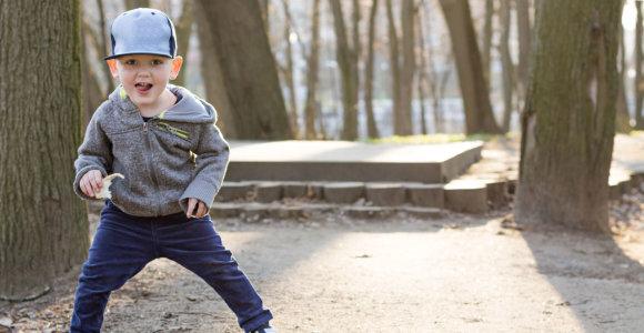 """Neurologė L.Mikulėnaitė: """"Neverskite mažylio ramiai sėdėti – jam ši misija neįmanoma"""""""