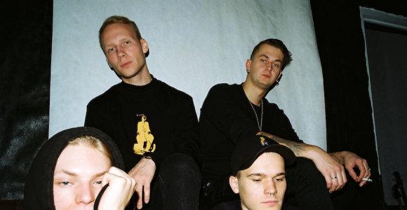 """Grupė """"ba."""" pradeda turą po Lietuvą – sugros paskutinius koncertus šiemet"""
