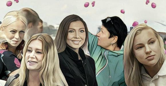 Stiprios lyderės: penkios įtakingiausios moterys Lietuvos sporte