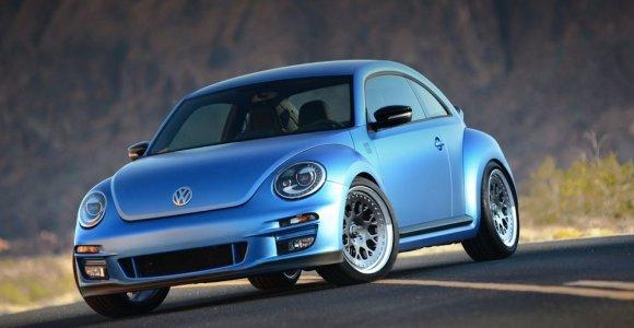 """Volkswagen"" nutraukia legendinio ""vabalo"" gamybą"