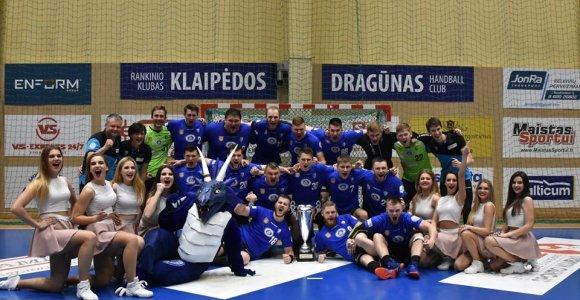 Kitą sezoną Europos taurėse – rekordinis Lietuvos rankinio klubų skaičius