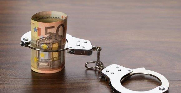 Panevėžio korupcijos byloje suimtas verslininkas