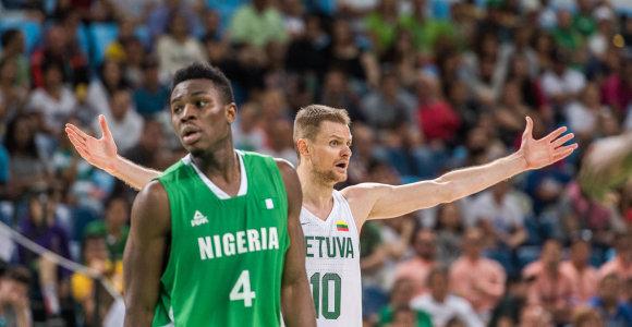 Nigerija rado pinigų – rinktinė vyks į pasaulio čempionatą