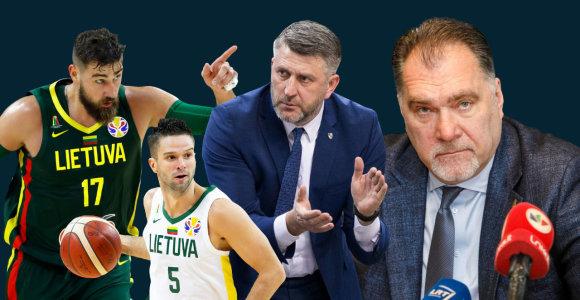 """""""Ginčas: Ar Darius Maskoliūnas tinkamas treniruoti Lietuvos rinktinę?"""