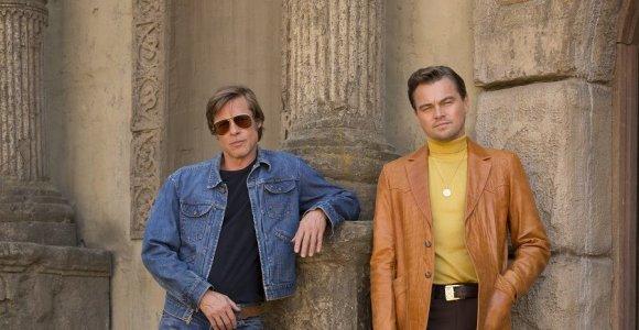"Su B.Pittu pirmąkart vaidinęs L.DiCaprio: ""Jis nevykęs aktorius, bet tikras profesionalas"""