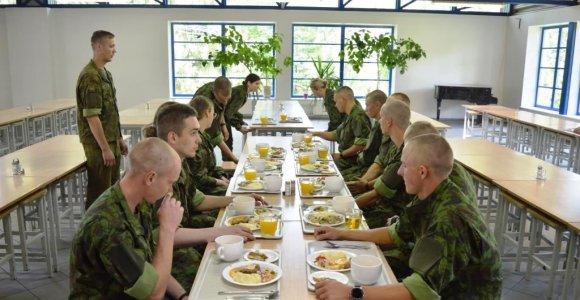 Kęstučio batalione tarnybą pradeda beveik 500 šauktinių