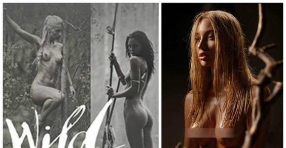 """Nuoga nusifotografavusi Karolina Toleikytė: """"Moters kūnas yra pats gražiausias ir trapiausias kūrinys"""""""