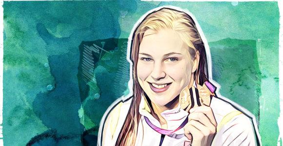 Era po Rūtos Meilutytės: kas taps nauja šalies sporto ikona?
