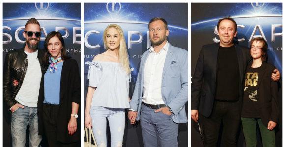 Kaune atidarytą pažangiausią Lietuvoje kino salę pirmieji įvertino kviestiniai svečiai