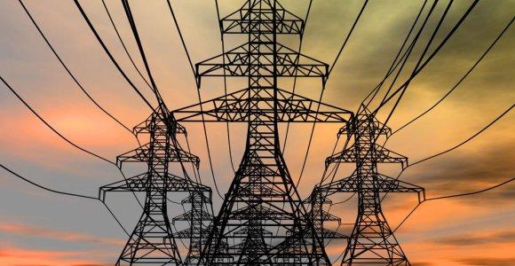 Kitų metų elektros kainos prognozės optimizmu netrykšta
