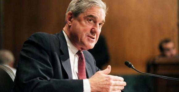 FTB tiria bandymą apšmeižti JAV specialųjį prokurorą R.Muellerį