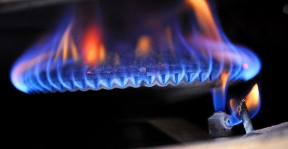 Susidomėjimas dujomis išlieka rekordinis: naujų klientų gretos auga beveik dvigubai