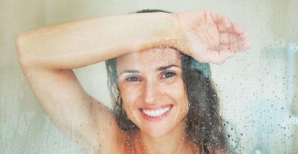 Ir mažiausioj vonioj – didžiausi malonumai