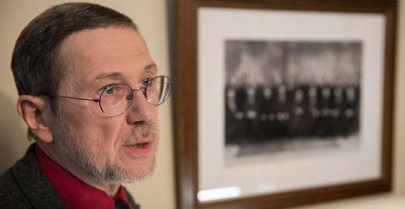 """Profesorių L.Mažylį papiktino mokestis už Vasario 16-osios akto pamatymą: """"Dabar išeina, kad aš keliasdešimt žmonių apgavau"""""""