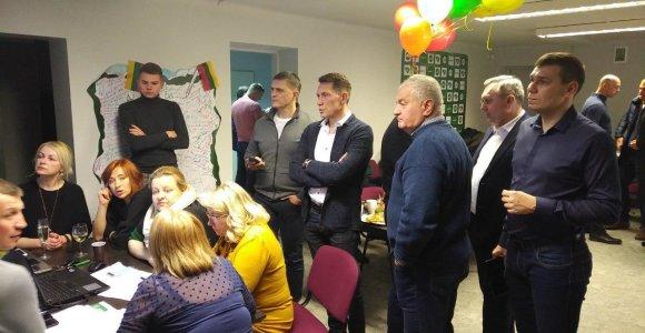 Aistros Alytuje: dėl politikos elito kovos socialdemokratai ir T.Pačėso rinkimų komitetas