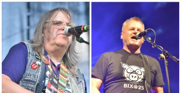 """Atgimęs """"Rockmergės"""" festivalis po dviejų dešimtmečių pertraukos sutraukė minią gerbėjų"""