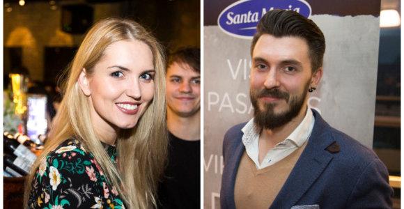Vilniuje – gražuolės Ernestos Elzbergaitės vestuvės: modelių agentūros vadovė ištekėjo už Jono Žalos