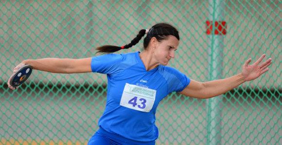"""""""Cosma"""" pirmą kartą dalyvaus lengvosios atletikos Europos čempionų klubų taurės varžybose"""