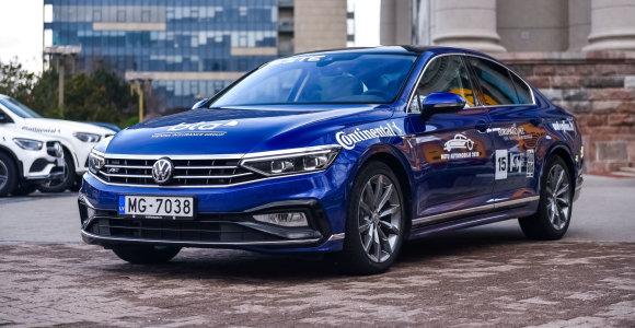 "Renkame ""Tautos automobilį"": legendinis ""Volkswagen Passat"""