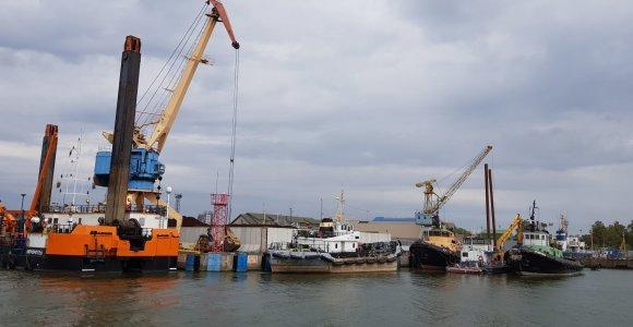 Klaipėdos uostas mato galimybę perimti dalį krovinių iš Ventspilio