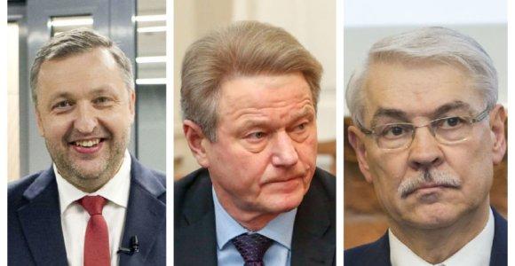 Kadenciją baigiantiems europarlamentarams klausimas apie ateitį – per sunkus