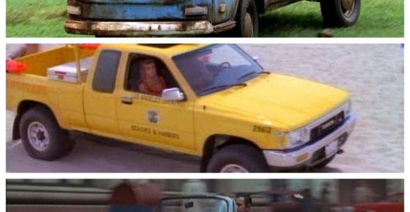 Testas: ar atpažinsite garsius TV serialus iš automobilių, kuriuos vairavo jų pagrindiniai veikėjai?