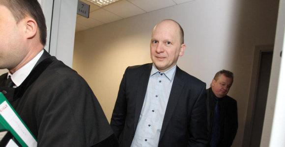 Teismas aiškinsis dėl operatyvinio tyrimo pagrįstumo buvusio vicemero K.Kriščiūno byloje