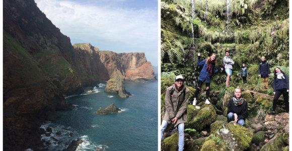 Madeira: įspūdžių – už milijoną, bet išleidome tik kelis šimtus