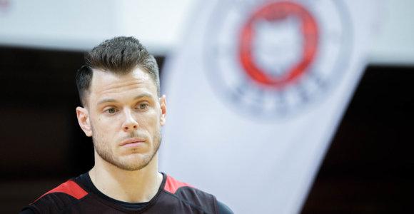 """Vilniaus """"Rytas"""" greičiausiai atsisveikins su savo kapitonu"""