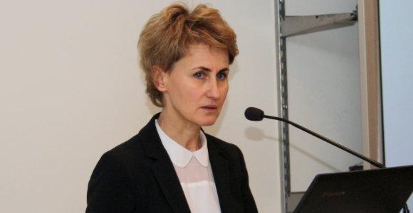 Panevėžio prokurorams toliau vadovaus Nida Grunskienė
