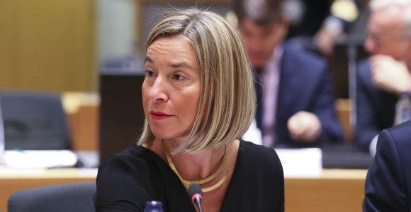 ЕS sveikina Albanijos, Juodkalnijos, Norvegijos ir Ukrainos paramą sankcijoms Rusijai